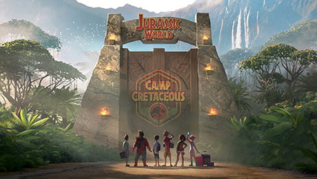 Camp Cretaceous stomps forth with new Netflix trailer