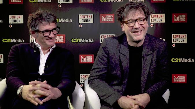 David Schalko and John Lueftner on reimagining Fritz Lang thriller M for television
