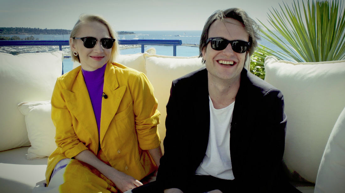 German actors August Diehl and Anna Maria Mühe start new era with Bauhaus