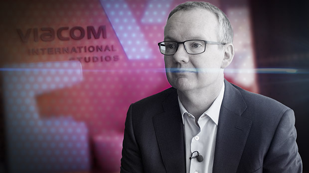 Viacom's David Lynn talks third-party production, cable, SVoD, Pluto TV