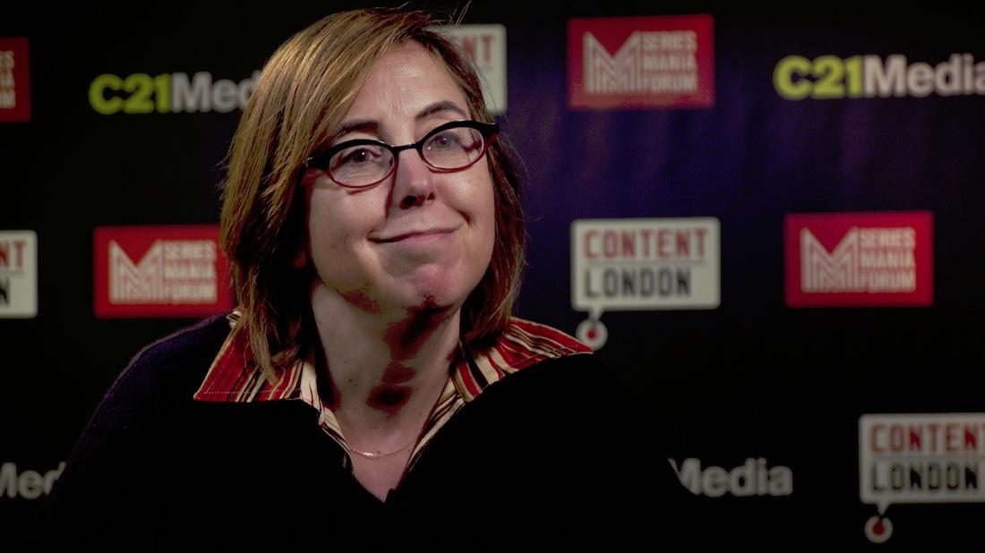 Indigo Film co-founder Carlotta Calori discusses the Italian filmmaker's move into TV