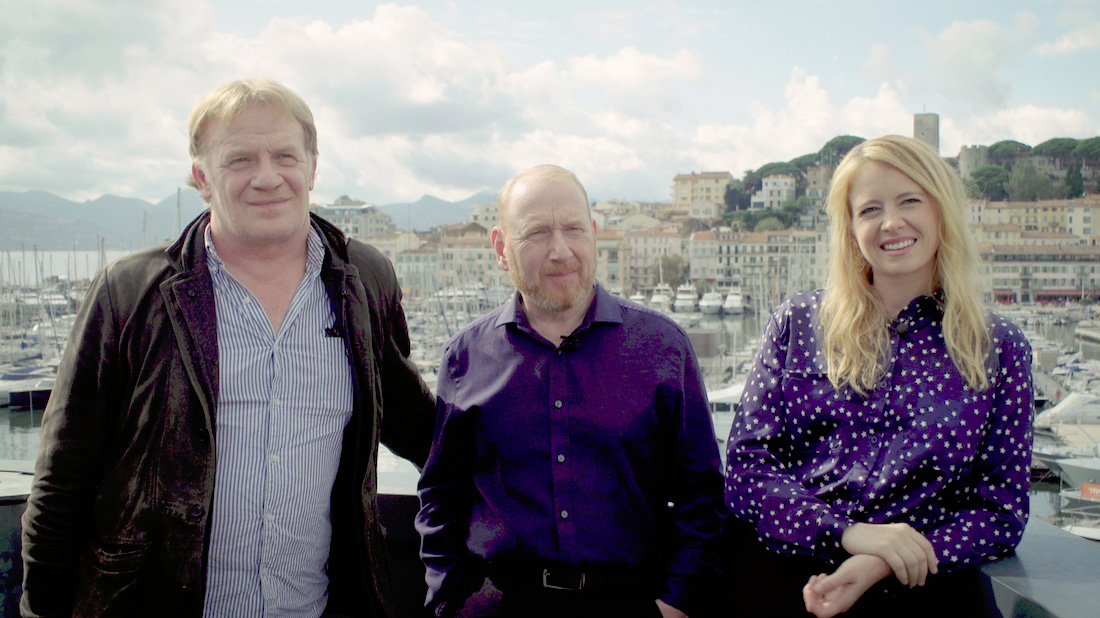 Mark Lewis Jones, Genevieve Barr and Adrian Scarborough on The Accident
