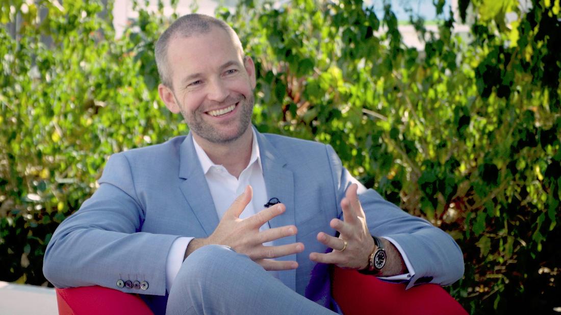 Amazon Studios head of international originals James Farrell