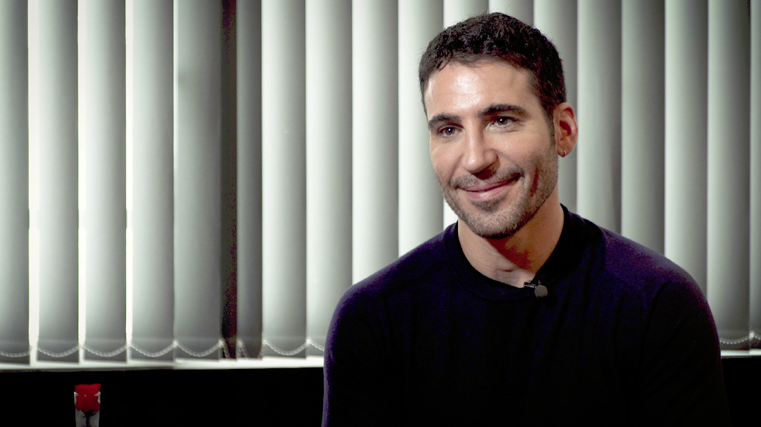 Miguel Angel Silvestre discusses his role in true crime drama On Death Row