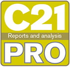 C21PRO Subscription – 12 months (Single User)