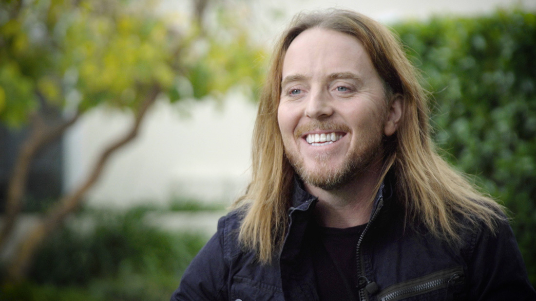 Tim Minchin talks Australian comedy-drama Upright