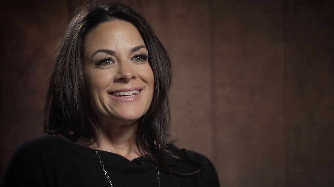 Courteney Monroe looks ahead to what's coming up on National Geographic in the next 12 months