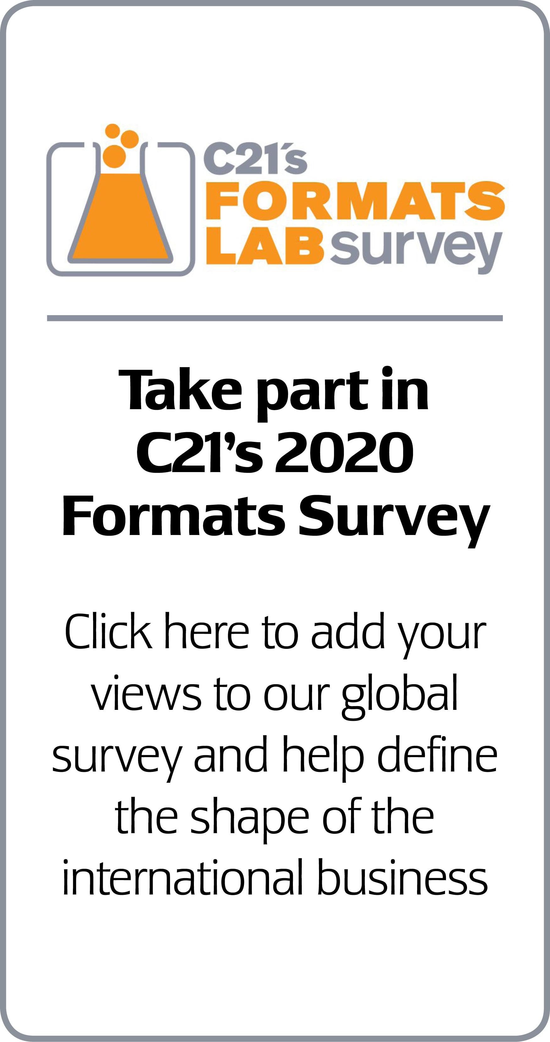 Formats survey