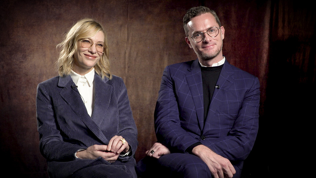 Cate Blanchett and Alastair McKinnon talk new ABC drama Stateless
