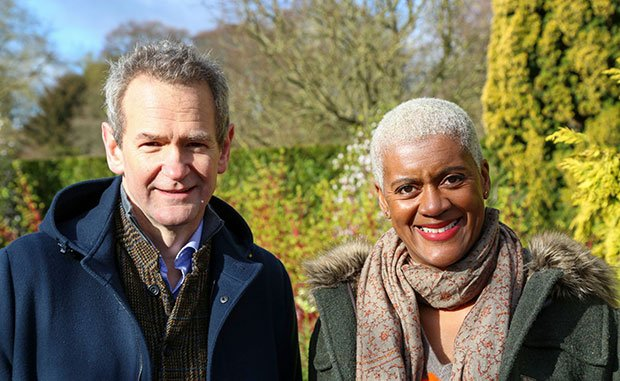 Bbc Visits Heavenly Gardens With Armstrong Allrites