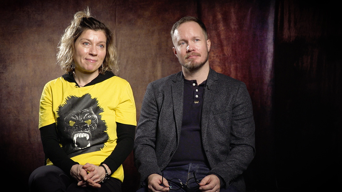 Writer Matti Laine and director Marja Pyykkö discuss Finnish-Spanish copro The Paradise