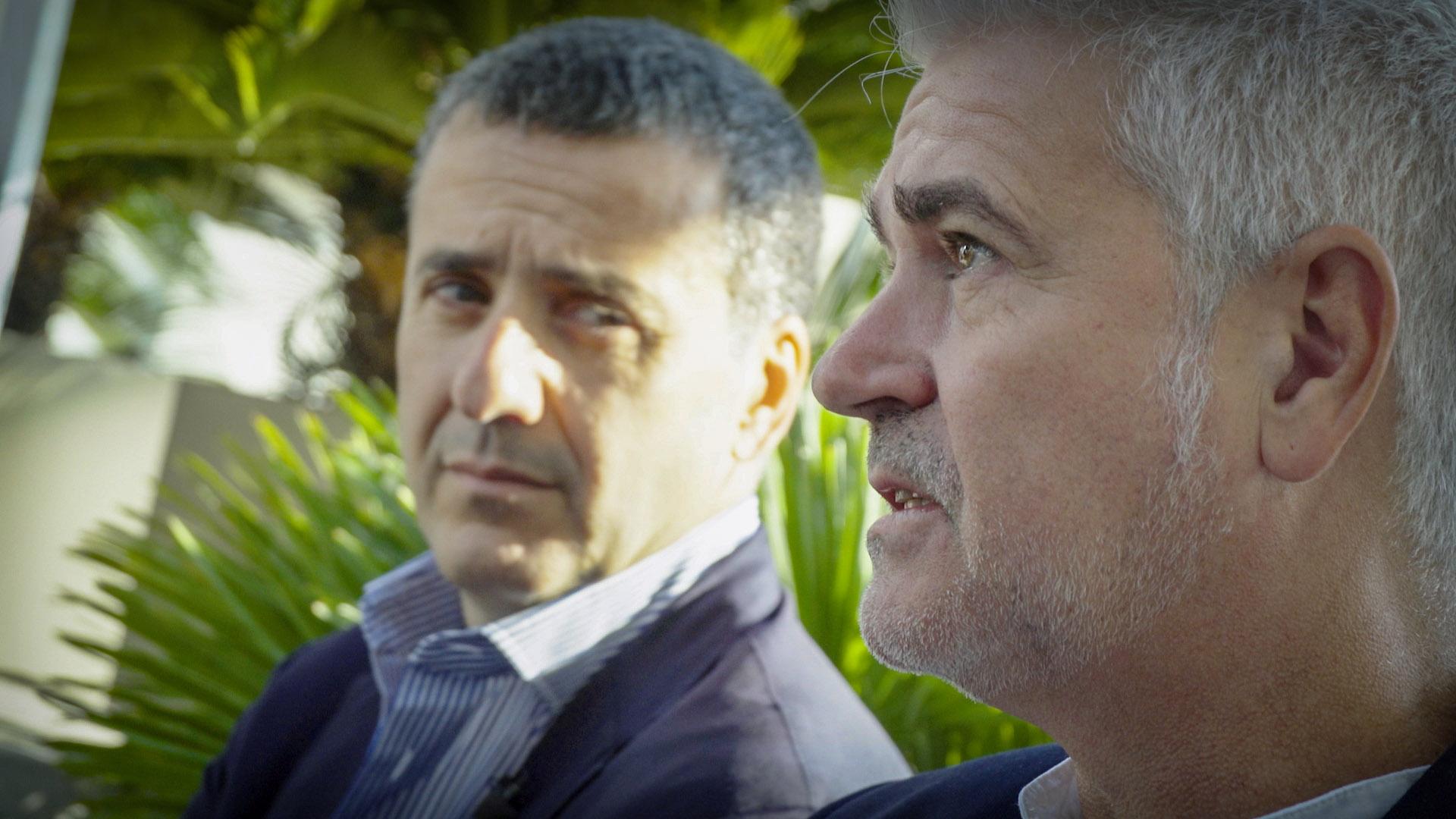 Nils Hartmann and Luca Bernabei talk Sky Italia drama Devils