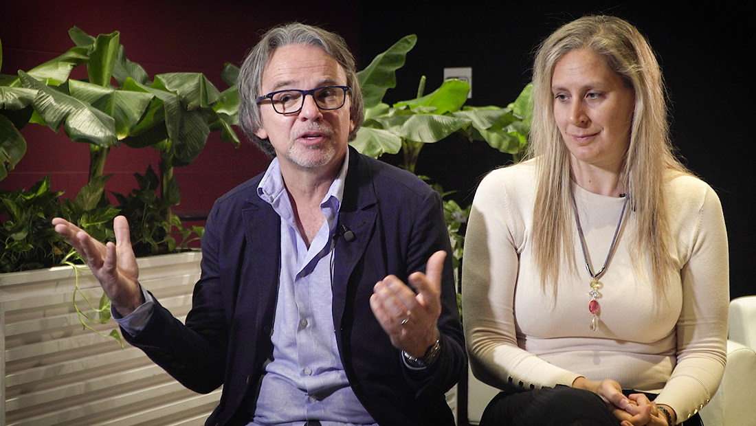 Frank Spotnitz and Emily Feller discuss the final season of Medici and more
