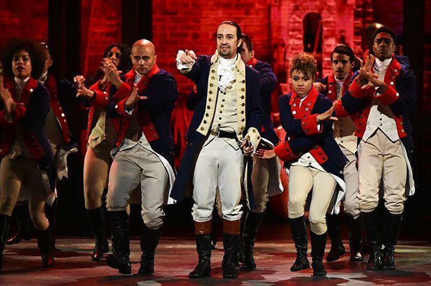 Raise a glass to 'Hamilton' coming to Disney + a full year early