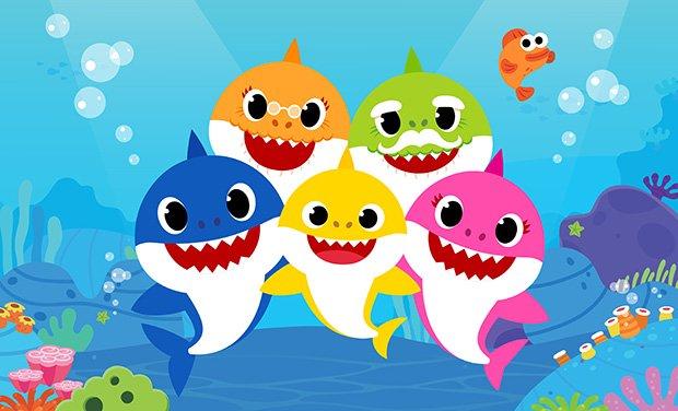 Nickelodeon swims with Baby Shark News C21Media