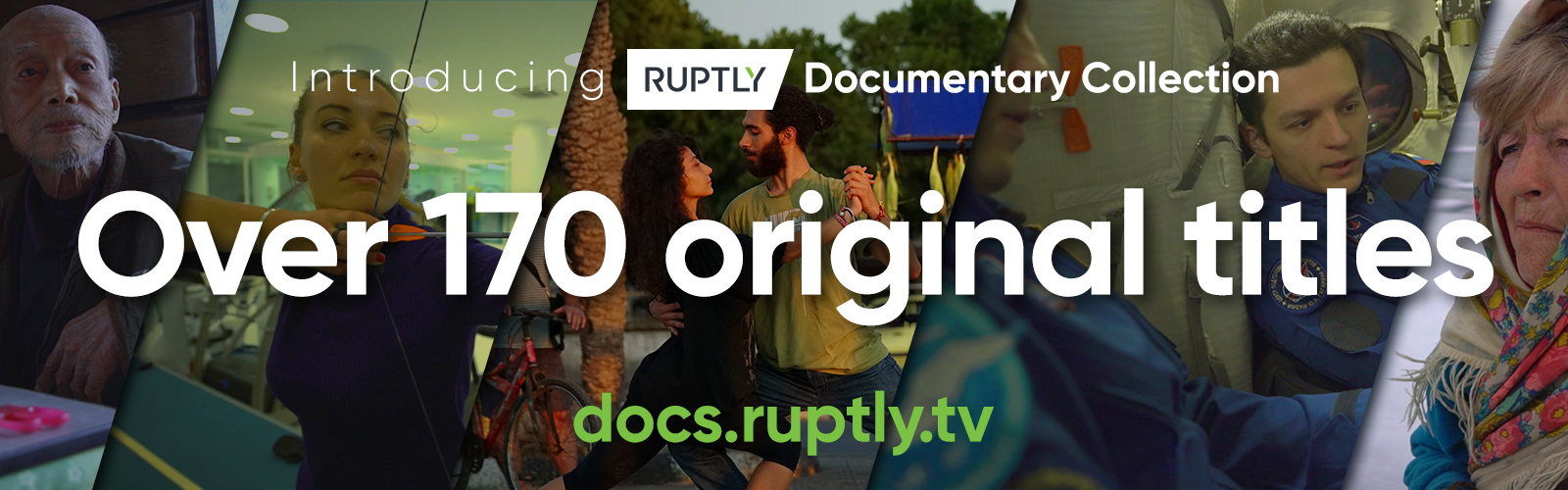 Ruptly - Documentary Collection