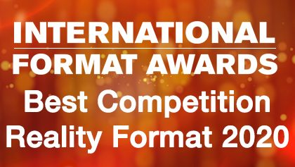 IFA 2020 - Best Competition Reality Format