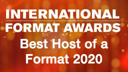 IFA 2020 - Best Host of a Format