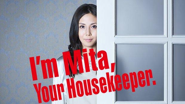 I'm Mita, Your Housekeeper.