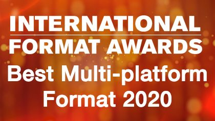 IFA 2020 - Best Multi-Platform Format