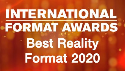 IFA 2020 - Best Reality Format
