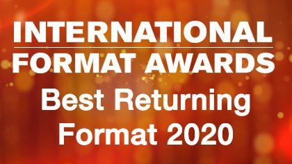 IFA 2020 - Best Returning Format