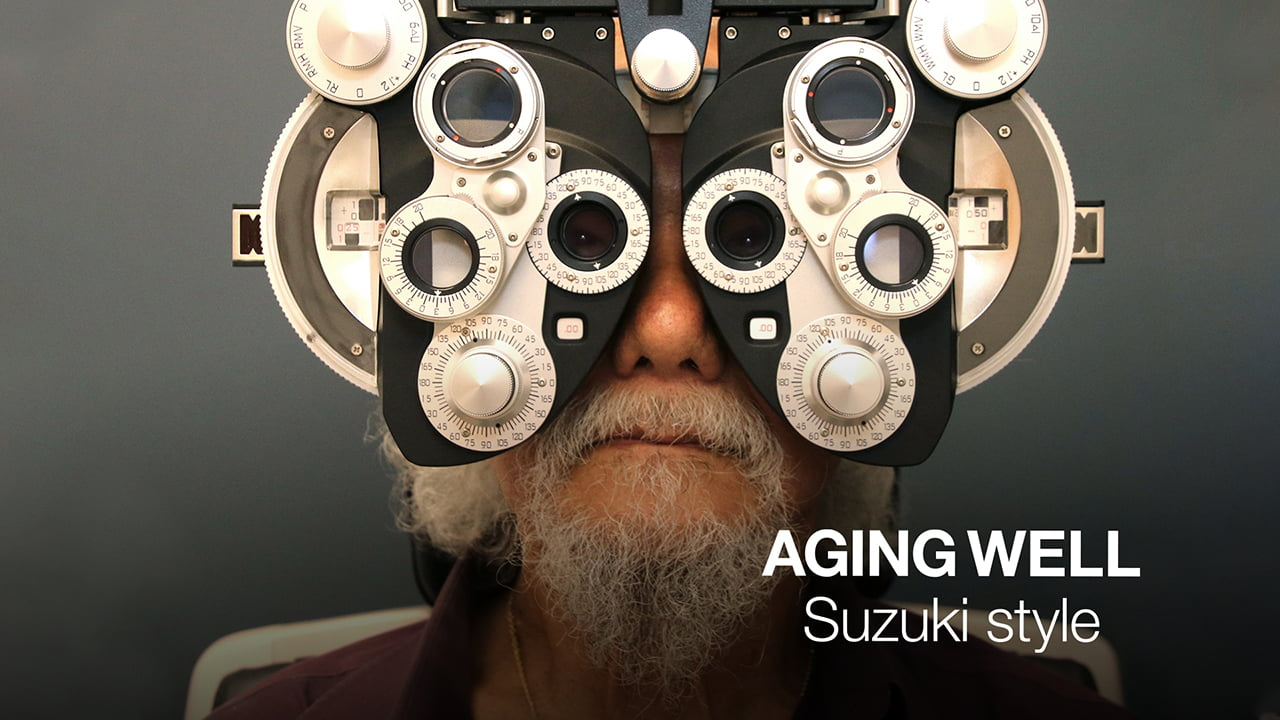 Aging Well Suzuki Style