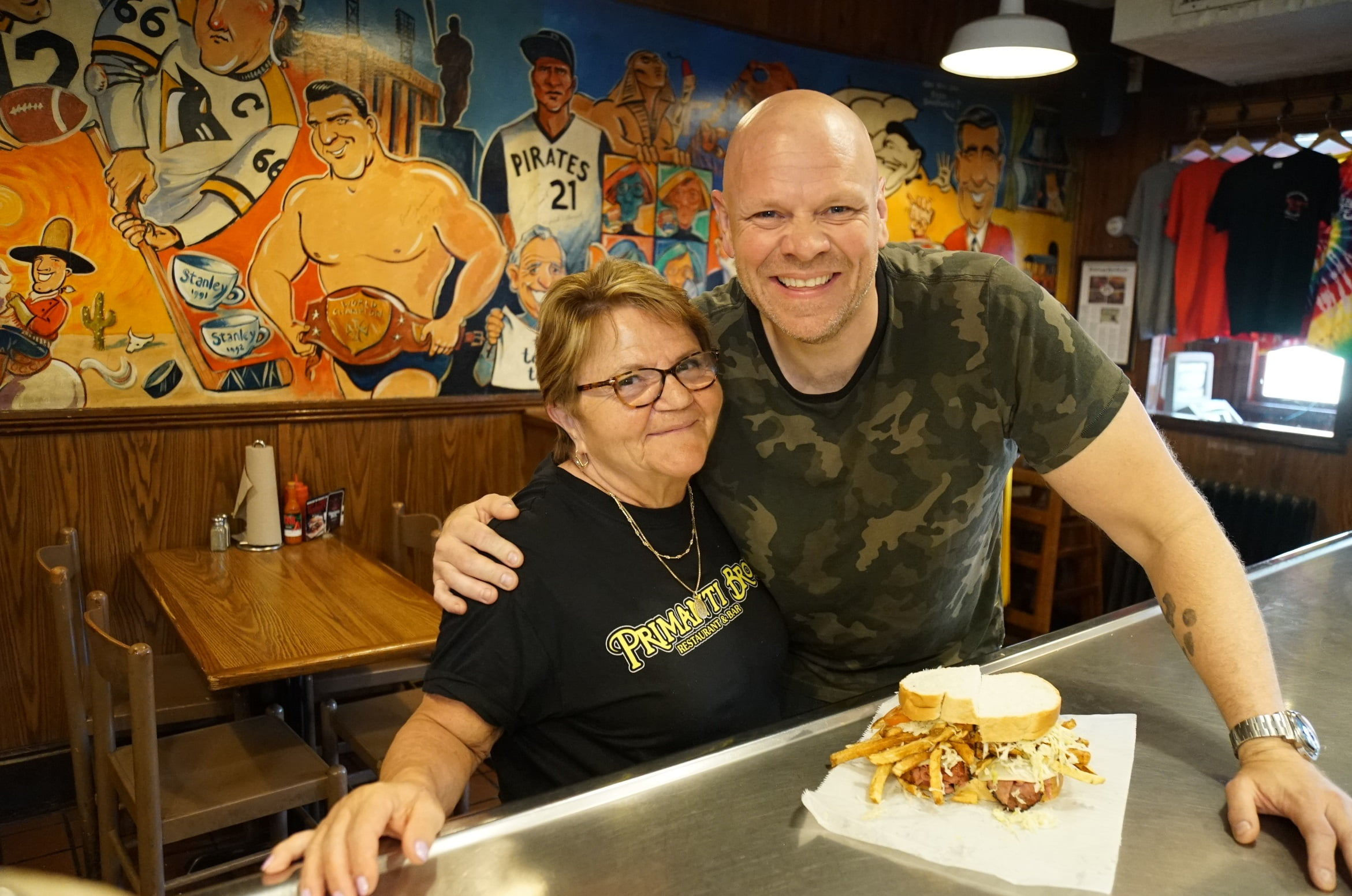 Tom Kerridge's American Feast