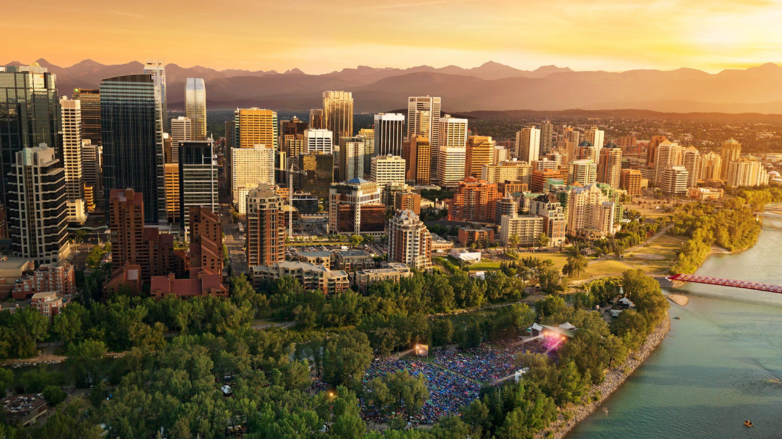 Why Film in Calgary