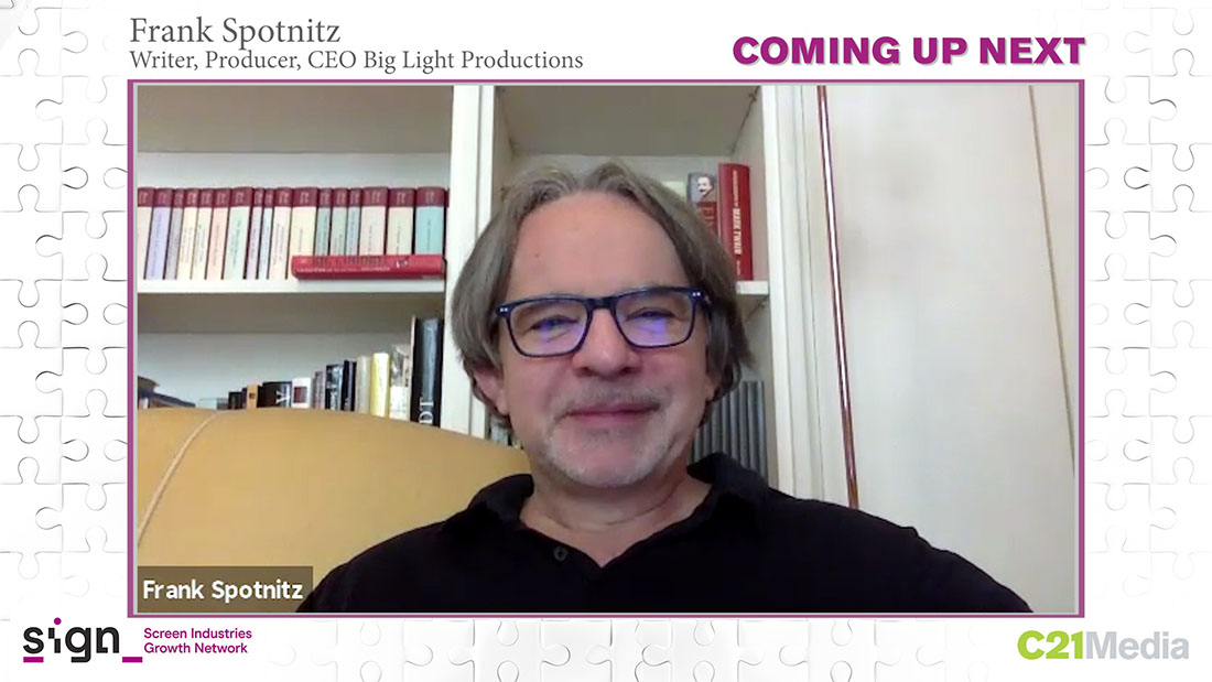 Frank Spotnitz on why this is the best time in the history of TV