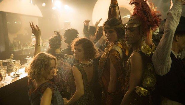 Hot fries liv lisa Babylon Berlin: