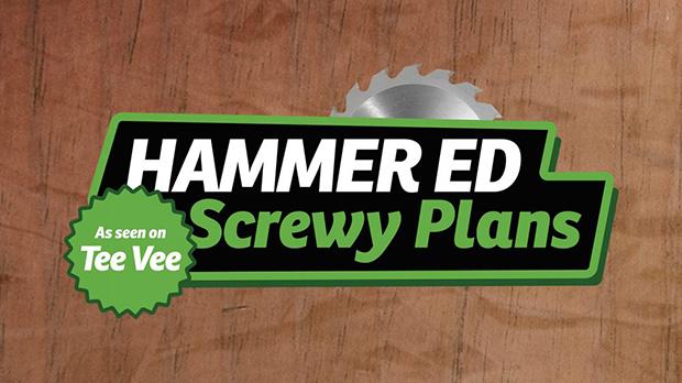 Hammer Ed: Screwy Plans