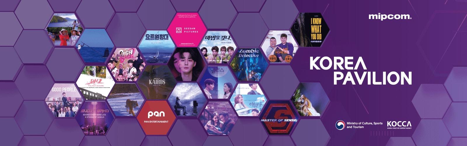 KOCCA: Korea Creative Content Agency - TV Shows