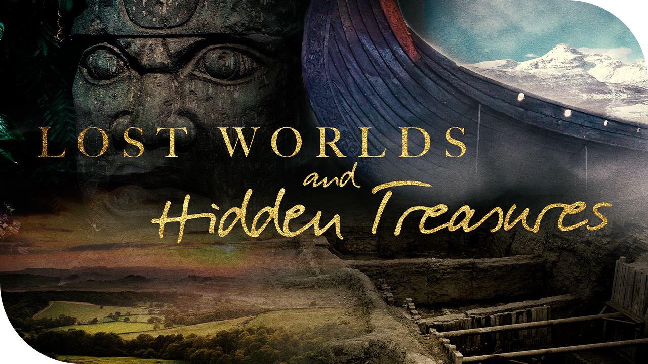 Lost Worlds and Hidden Treasures