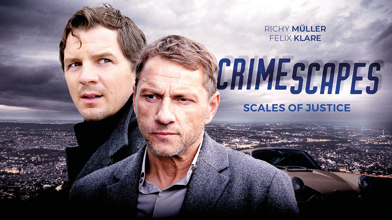 Crimescapes - Scales of Justice