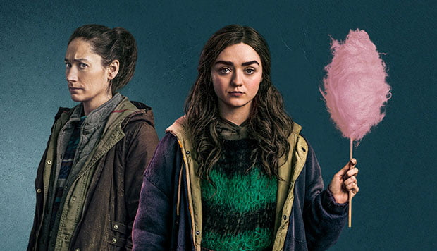 Maisie Williams Wants Revenge Before Doomsday in Dark Comedy Series