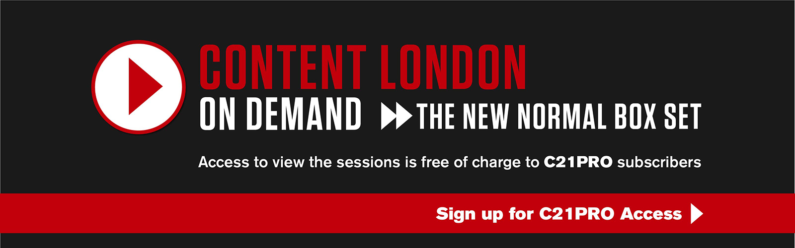 Content London On Demand