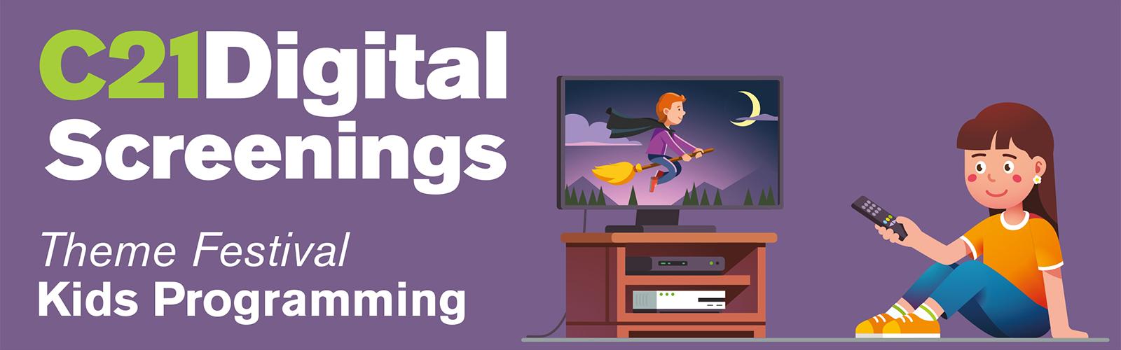 Theme Festival - Kids Programming