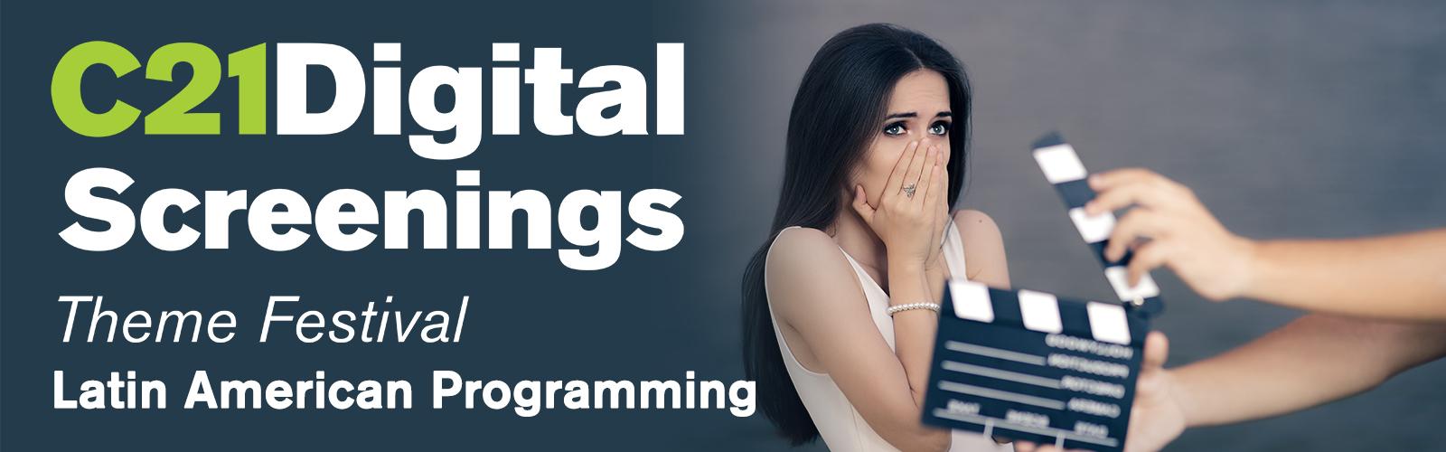 Theme Festival - Latin American Programming