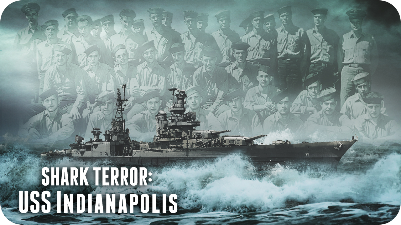 Shark Terror: USS Indianapolis