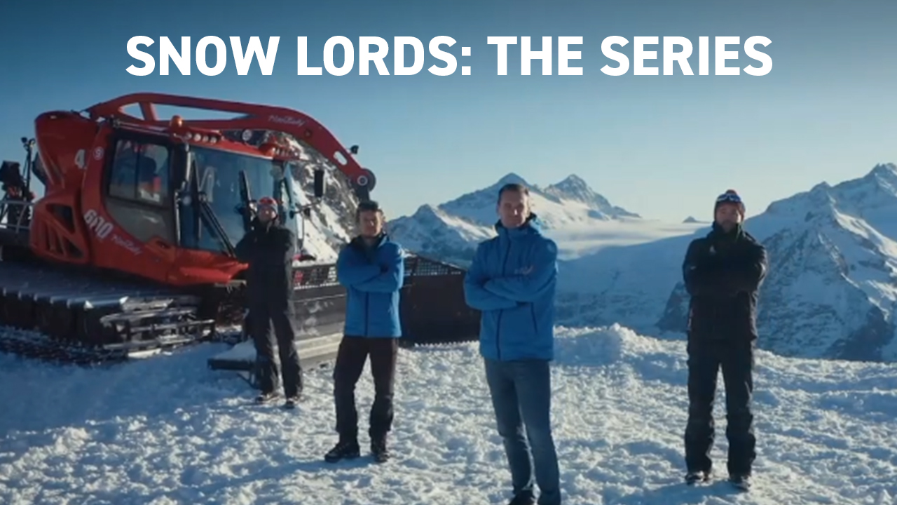 Snow Lords: The Series