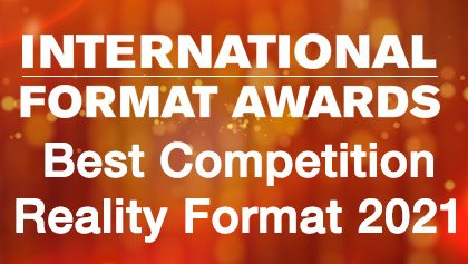 IFA 2021 - Best Competition Reality Format