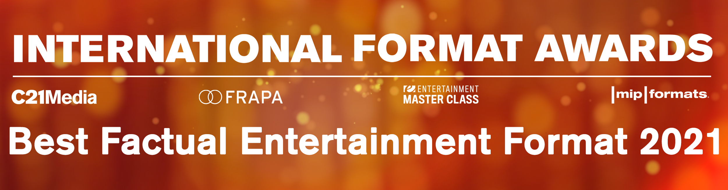 IFA Factual Entertainment Banner 2021