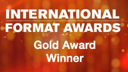 IFA 2021 - Gold Award Winner