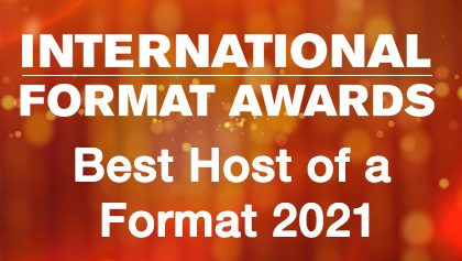 IFA 2021 - Best Host of a Format