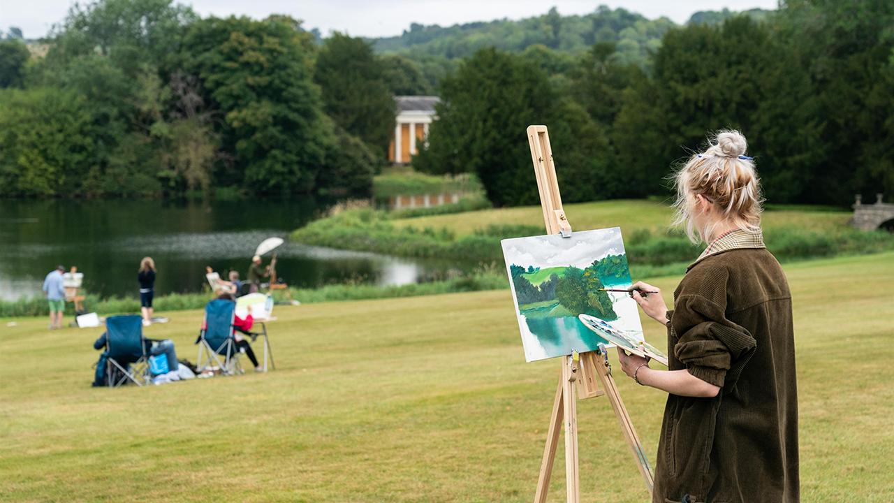 Landscape Artist Of The Year: Season 6