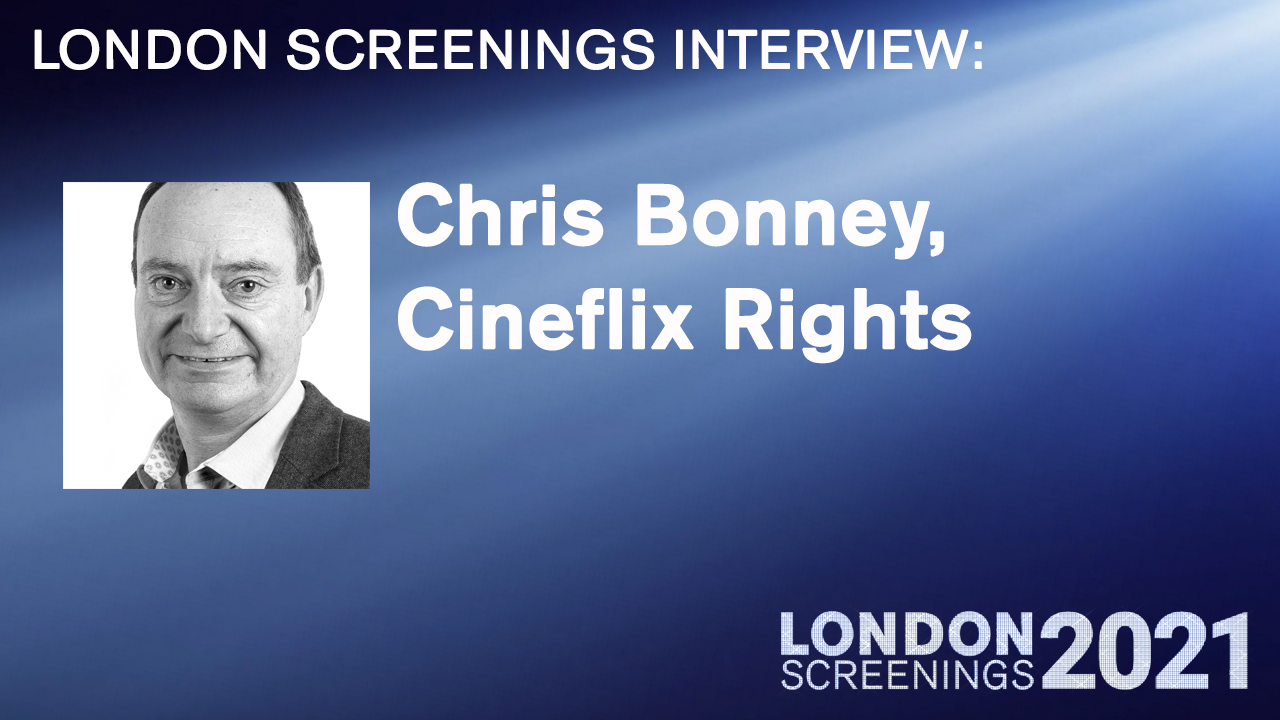Cineflix's Bonney on new market opportunities