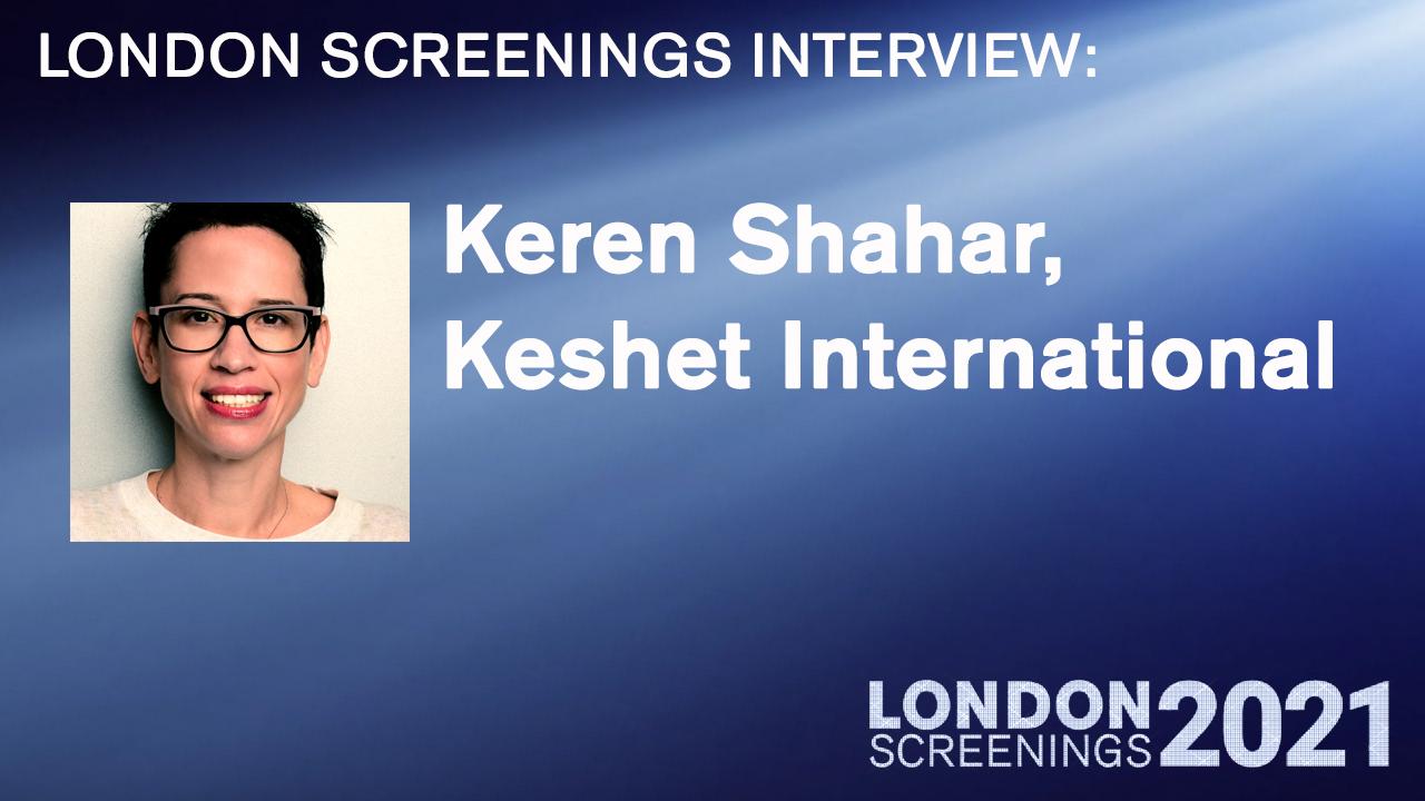 Opportunities knock for Keshet's Shahar