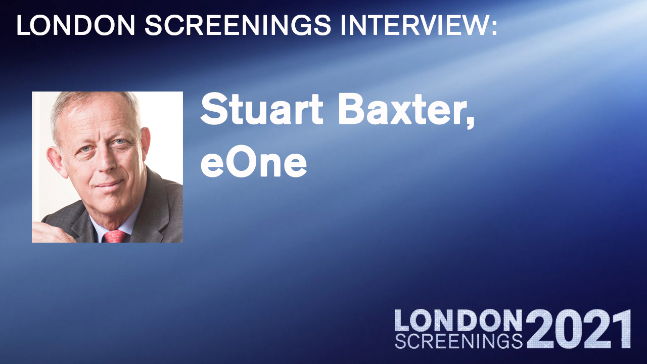 eOne's Baxter on the shifting market