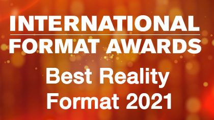 IFA 2021 - Best Reality Format